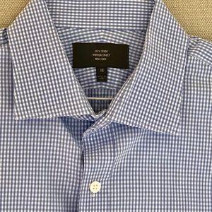 EUC Jack Spade Blue Gingham Warren Street Shirt, L